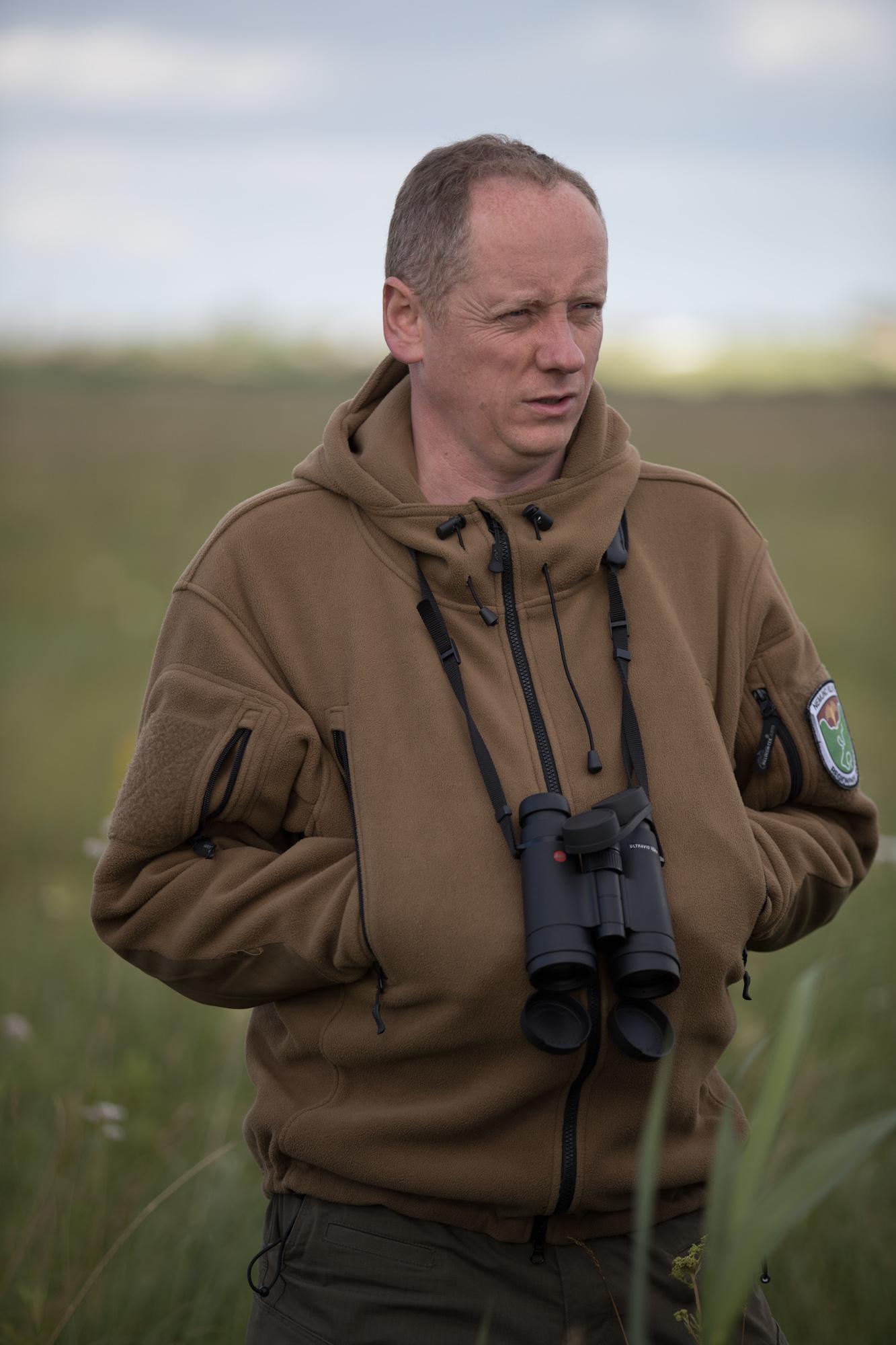 Ornitologasdr. Žydrūnas Preikša