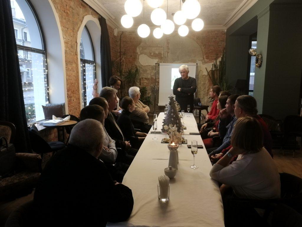 научное кафе «Транслокация вертлявой камышевки - достижения и перспективы»