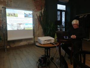 Александр Козулин рассказывает об истории открытия вертлявой камышевки