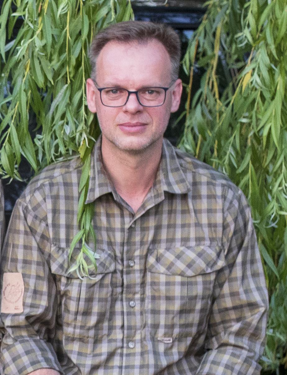 Baltijos aplinkos forumo ornitologas Gintaras Riauba